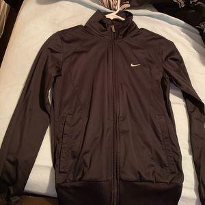 Nike athletic turtle neck jacket